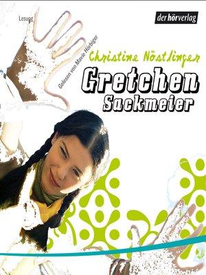 cover image of Gretchen Sackmeier