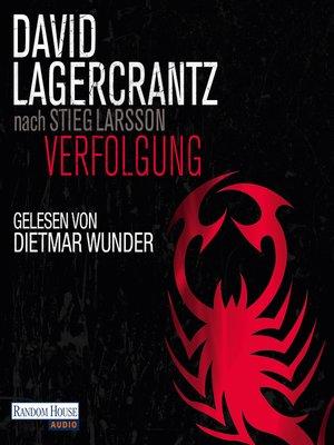 cover image of Verfolgung