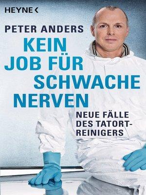 cover image of Kein Job für schwache Nerven