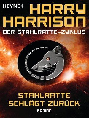 cover image of Stahlratte schlägt zurück