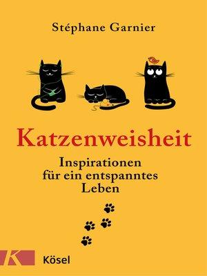 cover image of Katzenweisheit