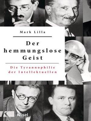 cover image of Der hemmungslose Geist