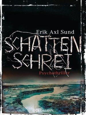 cover image of Schattenschrei