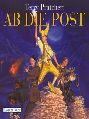 cover image of Ab die Post