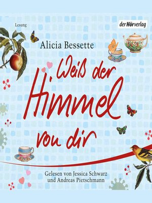 cover image of Weiß der Himmel von Dir