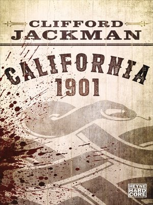 cover image of California 1901