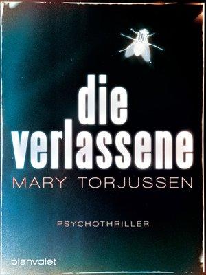 cover image of Die Verlassene