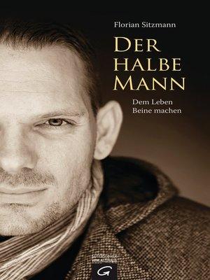 cover image of Der halbe Mann