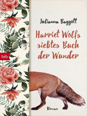 cover image of Harriet Wolfs siebtes Buch der Wunder