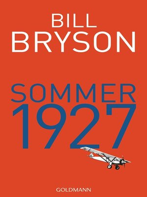 cover image of Sommer 1927