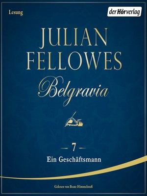 cover image of Ein Geschäftsmann