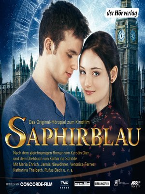cover image of Saphirblau