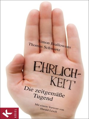 cover image of Ehrlichkeit