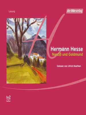 cover image of Narziß und Goldmund
