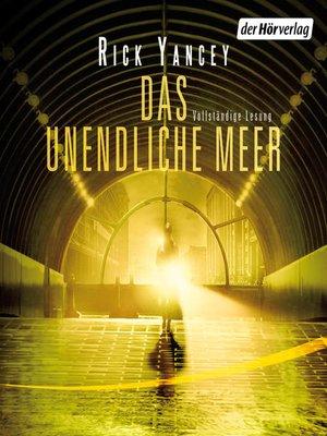 cover image of Das unendliche Meer