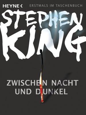 cover image of Zwischen Nacht und Dunkel
