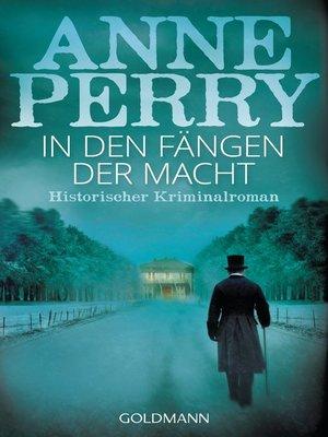 cover image of In den Fängen der Macht