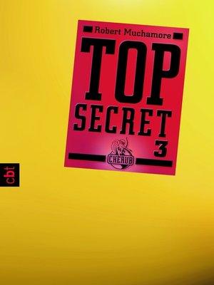 cover image of Top Secret 3--Der Ausbruch