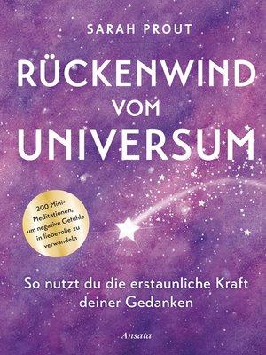 cover image of Rückenwind vom Universum