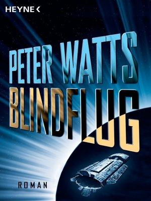 cover image of Blindflug