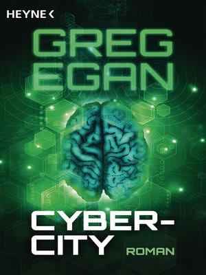 cover image of Cyber-City