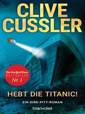 cover image of Hebt die Titanic