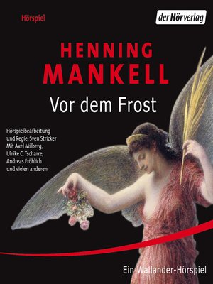 cover image of Vor dem Frost