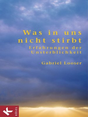 cover image of Was in uns nicht stirbt