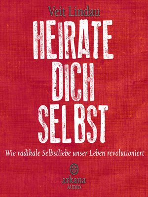 cover image of Heirate dich selbst