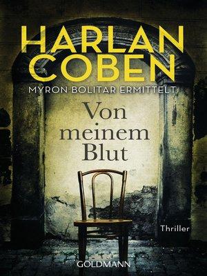 cover image of Von meinem Blut