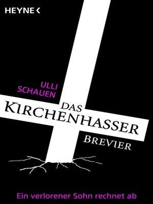 cover image of Das Kirchenhasser-Brevier