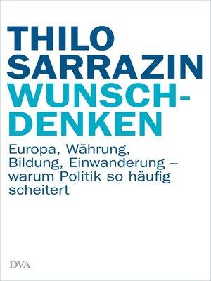 cover image of Wunschdenken