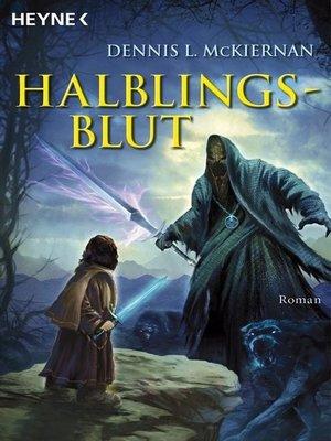 cover image of Halblingsblut