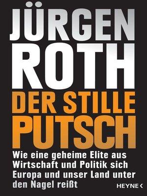 cover image of Der stille Putsch