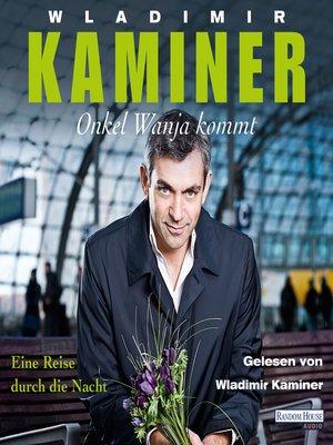 cover image of Onkel Wanja kommt