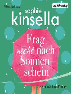 cover image of Frag nicht nach Sonnenschein