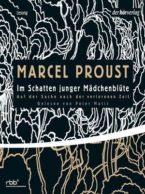 cover image of Auf der Suche nach der verlorenen Zeit 2