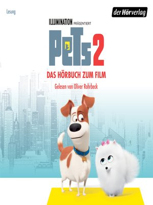 cover image of Pets 2