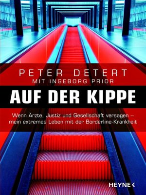 cover image of Auf der Kippe