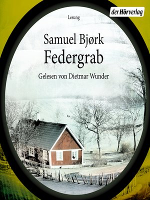 cover image of Federgrab