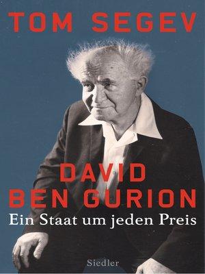 cover image of David Ben Gurion