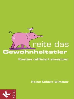 cover image of Reite das Gewohnheitstier