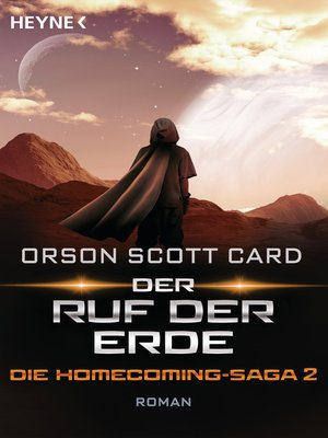 cover image of Der Ruf der Erde--Die Homecoming-Saga 2