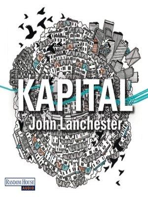 cover image of Kapital