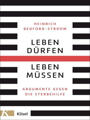 cover image of Leben dürfen – Leben müssen