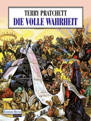 cover image of Die volle Wahrheit