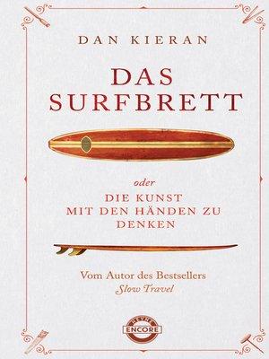 cover image of Das Surfbrett