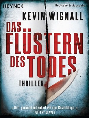 cover image of Das Flüstern des Todes