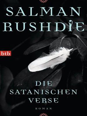 cover image of Die satanischen Verse