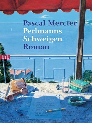 cover image of Perlmanns Schweigen